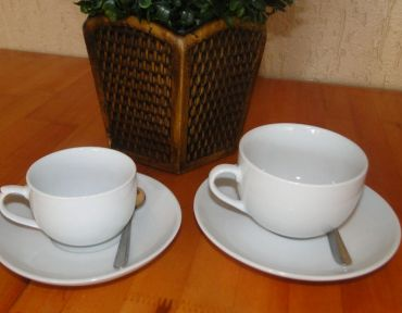 5- Xícara chá e café