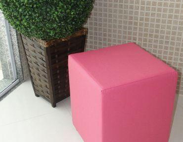 Puff induvidual rosa pink